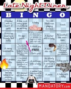 late-night-diner-bingo